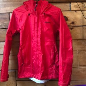 Patagonia red jacket Small